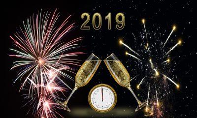 Nový rok 2019